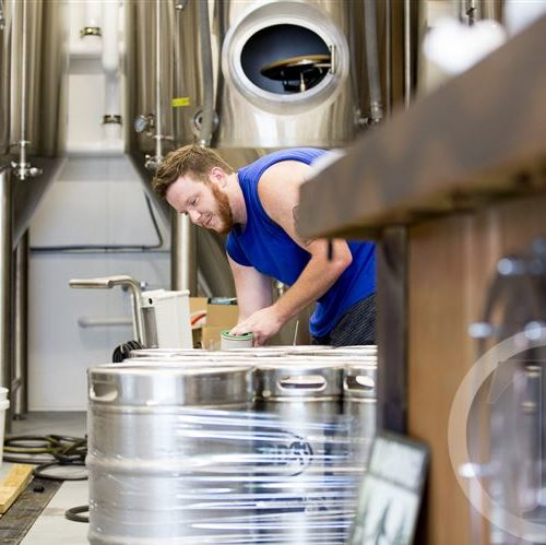 New brewery plans official opening