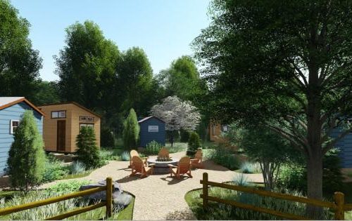 WRAL- Tiny house hotel coming to Rocky Mount