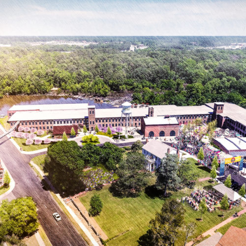 Urban Land Institute to Visit Rocky Mount Mills for Tour, Panel