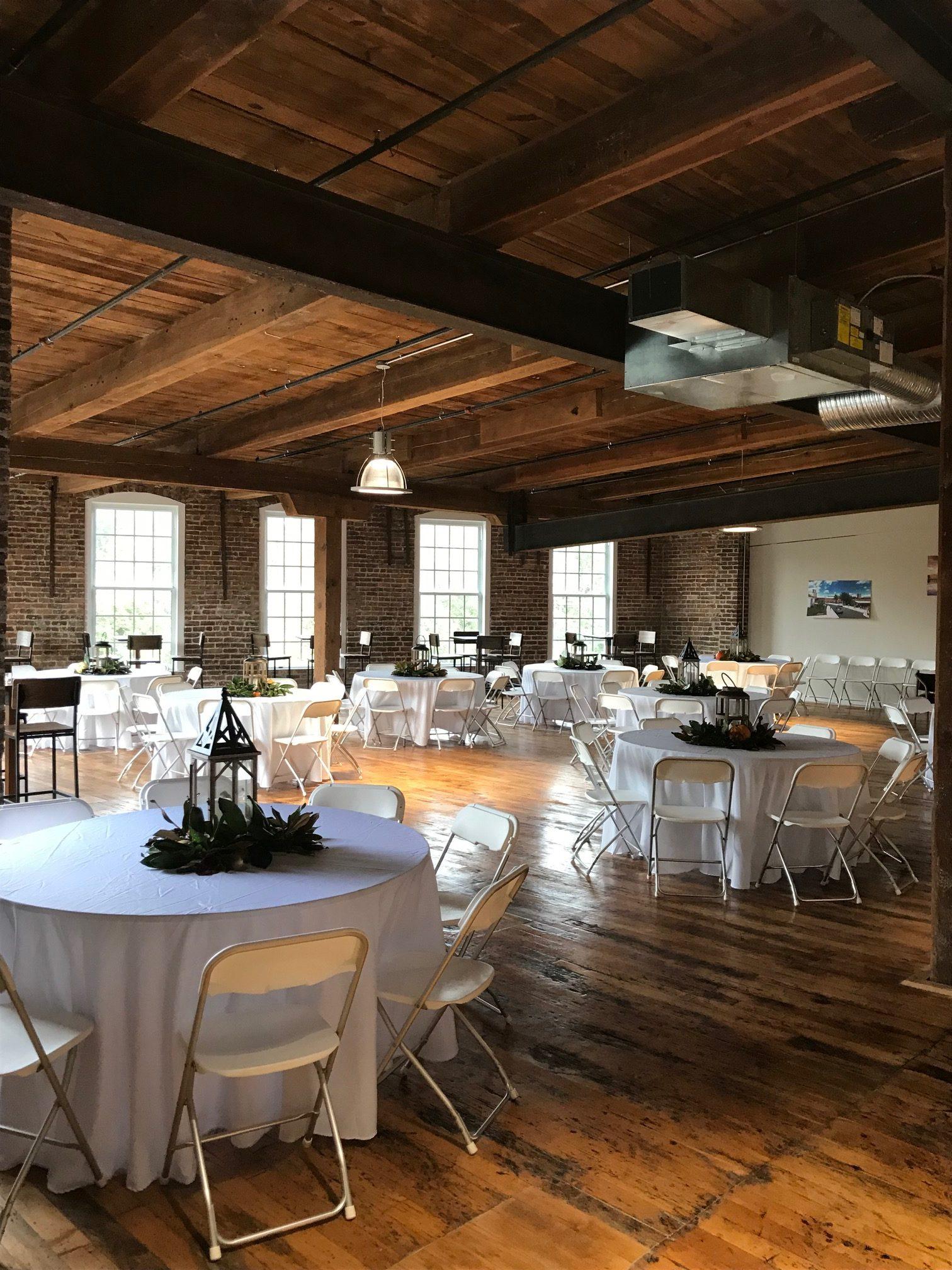 Rocky Mount Mills Indoor And Outdoor Venues Rocky Mount