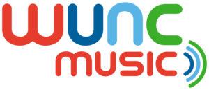 WUNC Music Logo