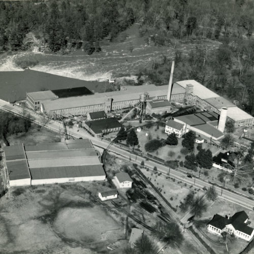 WRAL- UNC Chapel Hill team aims to preserve Rocky Mount Mills history